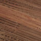 настил Handscraped замка 125X18mm Uniclic UV проектированный дубом деревянный