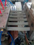 플라스틱 PVC 구석 굴곡 또는 가장자리 밴딩 또는 악대 단면도 압출기 기계