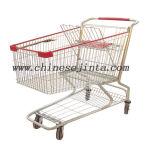 Carrinho de Compras asiáticas, carrinho de mão, Trolley Carrinho 80L (JT-CE02)