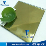 1.8mm-8mm di cristallo/colore giallo/verde/vetro dorato dello specchio