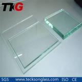 Vidro temperado com segurança plana com certificado CE