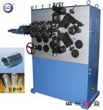 Máquina de bobinamento cónica da mola de compressão do metal mecânico automático