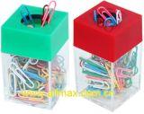 Distributeur magnétique d'agrafe