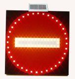 Señal de tráfico de la luz solar (HNSS-FB02)