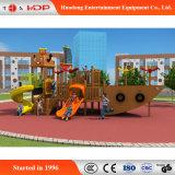 屋外2017人の子供かOEM/ODMの順序(HD-MZ061)の屋内運動場のスライド装置