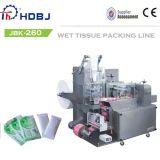 Jbk-260 automáticos molharam o Wipe que faz a máquina