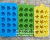 La cucina del commestibile lavora la marca solida del silicone dei prodotti del silicone che modella la macchina