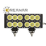 double barre d'éclairage LED de rangée de 49inch 540W