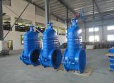 Großer Dn1500 Absperrschieber mit Überbrückung für Trinkwasser