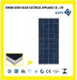 painel solar da pilha 150W poli