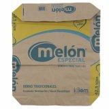 Sacchetto composto tessuto e di carta dei pp per il prodotto chimico