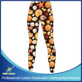 Изготовленный на заказ Sublimation Printing Women Sex Underwear для Legging