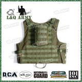 I militari combattono la doppia riga di cucito della maglia portante con la maglia tattica della vita registrabile