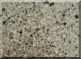 Couleurs extérieures solides de partie supérieure du comptoir de cuisine de pierre artificielle de quartz