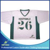 カスタムGameのためのSublimation Men Lacrosse Teamジャージー