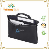 2016 Hot Sale Simple Zipper Cheap Promotional Conference Bags