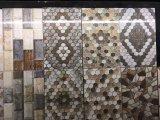 azulejo de cerámica de la pared del azulejo del cuarto de baño de Azulejos Pisos Ceramicos de la inyección de tinta 3D