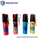 Spray au poivre de type de rouge à lievres mini pour l'autodéfense