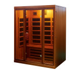 Stanza asciutta personale di saune di legno solido di sauna di uso