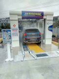 يشغل كبيرة نظيفة سيارة غسل آلة لأنّ ماليزيا [ملكا] سيّارة