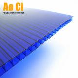 Großhandelspolycarbonat-Plastikdach-Blatt