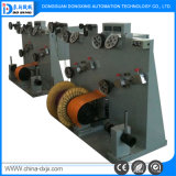 データケーブルワイヤー巻上げの放出ライン機械装置の生産