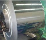 304 Tôles laminées à froid Mill terminer 2b ba bobine en acier inoxydable