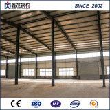 中国は倉庫の研修会のための構造スチールの建物を組立て式に作った