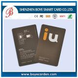 Schede chiave astute senza contatto stampate della plastica RFID