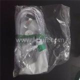 Máscara de oxígeno plástica sin el clip de la nariz con Ce