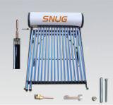 300L tubo de calor aquecedor solar de água Pressurizada