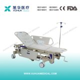 Médicos Hyraulic camilla y cama de hospital Hospital muebles (F-3)