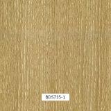 毎日の使用および車の部品Bds2505のための1mの幅のHydrographicsの印刷のフィルムの木パターン