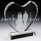 Decoración cristalina de la boda (JP0147)