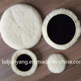 Factor de la mano de obra fina lana de la salida de ruedas de pulido