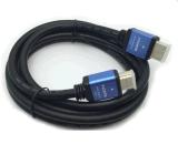 OEMの高速1m 1.5m 2m HDMIケーブルへの5m金によってめっきされる1080P 1.4V HDMI