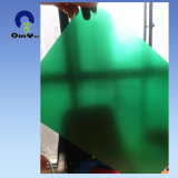 Pellicola rigida del PVC del granulo di gelo fine di plastica variopinto Anti-Appiccicoso del Matt