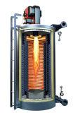 Caldera termal vertical del petróleo