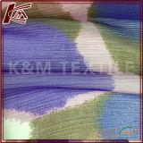 Ткань Ggt Crinkle Georgette Crinkle шелка 100% напечатанная цифров Silk