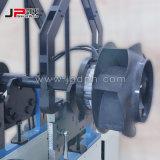 Machine centrifuge d'équilibre de turbine de ventilateur avec la commande par courroie