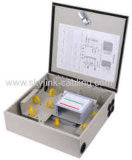 광섬유 배급 상자 광학적인 섬유 끝 상자 FTTH 상자