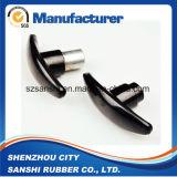 Kundenspezifischer Gummiplastiknylondrehknopf für Maschinen