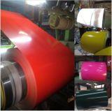 La Chine PPGI couché couleur pour la construction