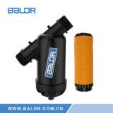 Van een flens voorzien Schijf van het Type van Y de Water en Filter de van uitstekende kwaliteit van het Scherm