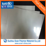 3mm 구부리기를 위한 두꺼운 높은 광택 있는 회색 불투명한 단단한 플라스틱 엄밀한 PVC 장