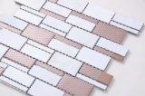 Q006 mosaicos árabes/tira de cristal Mosaico de la pared
