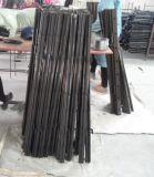Marcos de ventana de aluminio de la lumbrera de la venta caliente con la barra doble, lumbrera de aluminio fija del oscilación hecha en China Alw001
