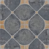 Baumaterial-rustikale glasig-glänzende keramische Fußboden-Fliese (400*400 mm)