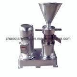 Acero inoxidable 304 de la mantequilla de sésamo y cacahuete que hace la máquina