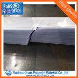 Strato rigido di cristallo acrilico del PVC per mobilia
